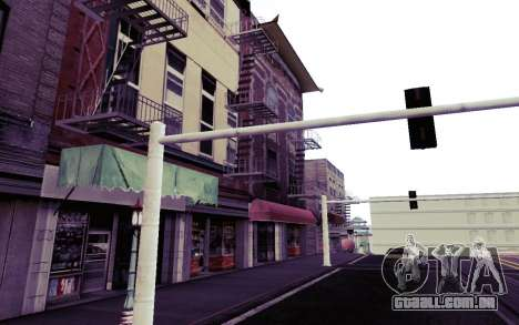 Instagram ENB v1.02 para GTA San Andreas sétima tela