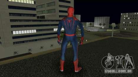 The Amazing Spider-Man para GTA Vice City terceira tela