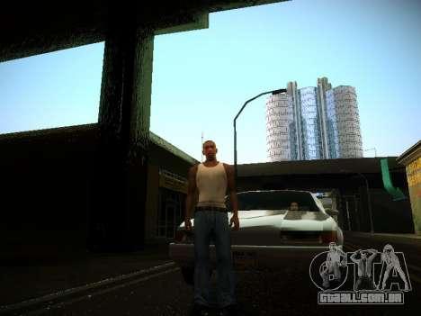 ENBSeries by Fase v0.2 NEW para GTA San Andreas segunda tela