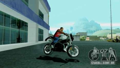 Transporte novo e compra para GTA San Andreas twelth tela