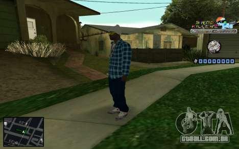 C-HUD SWAG Killerz para GTA San Andreas quinto tela