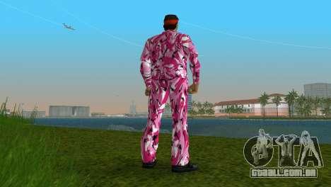 Camo Skin 20 para GTA Vice City segunda tela
