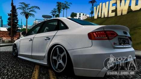Ultra ENB para GTA San Andreas por diante tela