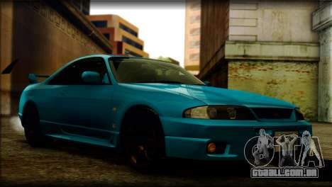 ENBSeries for medium PC para GTA San Andreas terceira tela