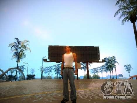 ENBSeries by Fase v0.2 NEW para GTA San Andreas sexta tela