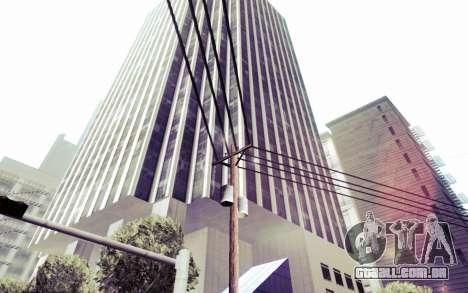 Instagram ENB v1.02 para GTA San Andreas nono tela
