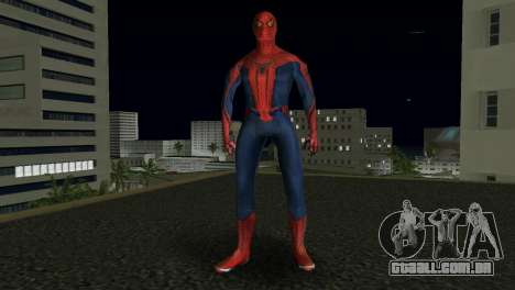 The Amazing Spider-Man para GTA Vice City segunda tela