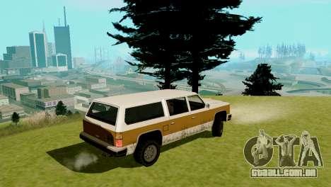 Transporte novo e compra para GTA San Andreas décima primeira imagem de tela