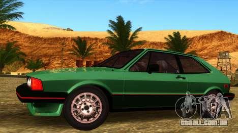 ENB Real for very low PC para GTA San Andreas décima primeira imagem de tela
