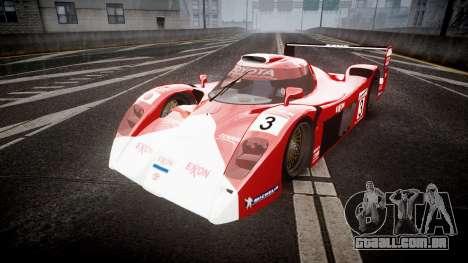 Toyota GT One 1998 para GTA 4