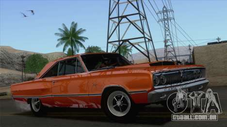 ENBSeries by Blackmore 0.075c para GTA San Andreas oitavo tela