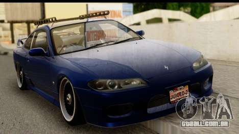 Nissan Silvia S15 Camber Edition para GTA San Andreas