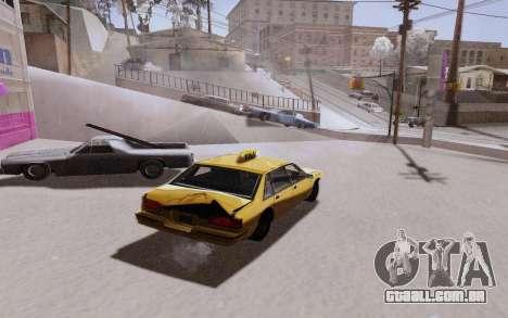 Nuevo ENB Series para GTA San Andreas terceira tela