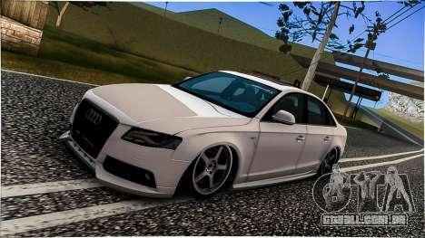 Ultra ENB para GTA San Andreas terceira tela
