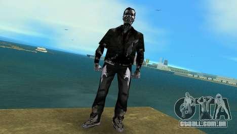 Terminator 2 para GTA Vice City segunda tela