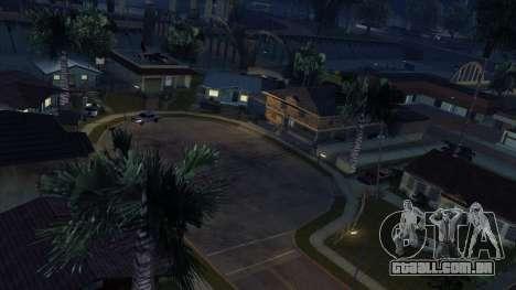 ENB Echo para GTA San Andreas oitavo tela
