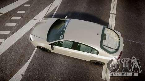 Renault Laguna III GT 2008 v2.0 para GTA 4 vista direita