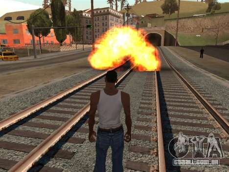 Effects by Lopes 2.2 New para GTA San Andreas