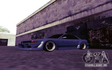 Instagram ENB v1.02 para GTA San Andreas