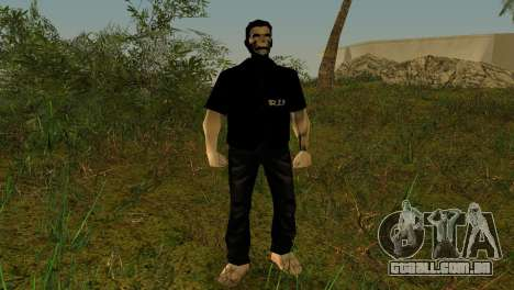 Death Skin para GTA Vice City