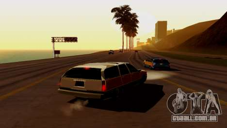 Transporte novo e compra para GTA San Andreas quinto tela