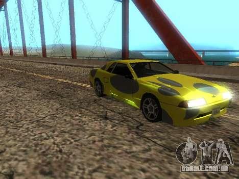 Vinil Elegia para GTA San Andreas vista direita