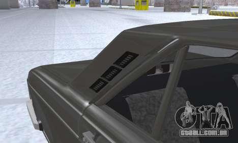 Ikco Peykan Chragh Benzi New para as rodas de GTA San Andreas