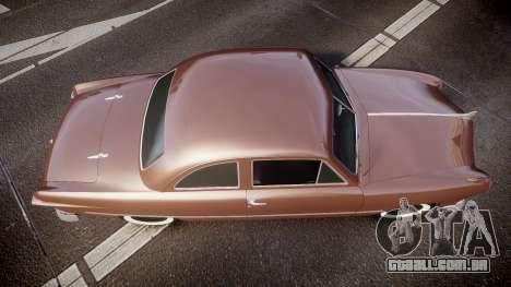 Ford Business 1949 para GTA 4 vista direita