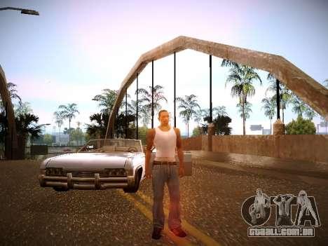 ENBSeries by Fase v0.2 NEW para GTA San Andreas quinto tela
