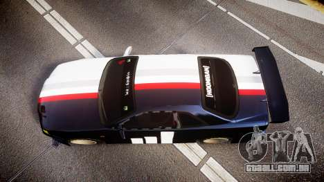 Nissan Skyline R34 GT-R Drift para GTA 4 vista direita