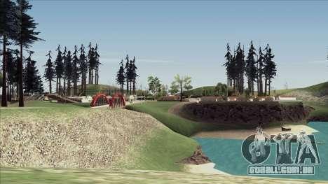 ENB Echo para GTA San Andreas