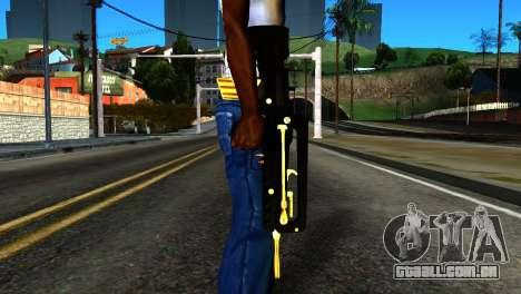 New Machine para GTA San Andreas terceira tela