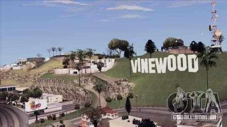 ENB Echo para GTA San Andreas nono tela