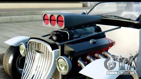 GTA 5 Hotknife para GTA San Andreas