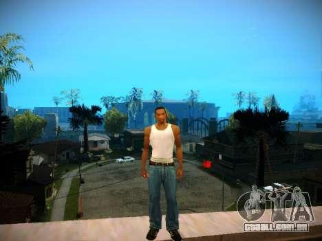 ENBSeries by Fase v0.2 NEW para GTA San Andreas por diante tela