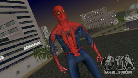 The Amazing Spider-Man para GTA Vice City quinto tela