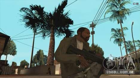 M7A3 para GTA San Andreas segunda tela