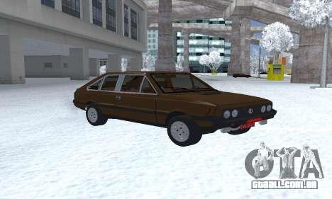 FSO Polonez 2.0X Coupe para GTA San Andreas