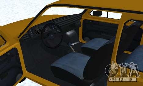 Fiat 126p FL para o motor de GTA San Andreas