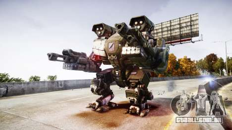 Enhanced Power Armor para GTA 4 terceira tela