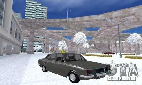 Ikco Peykan Chragh Benzi New para GTA San Andreas esquerda vista