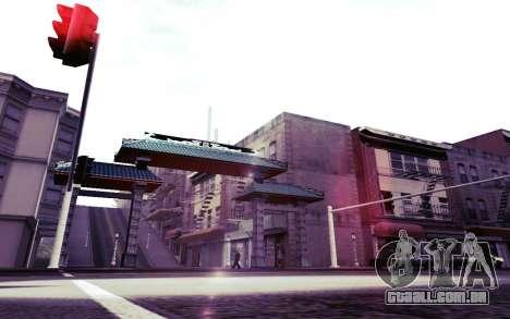 Instagram ENB v1.02 para GTA San Andreas décima primeira imagem de tela
