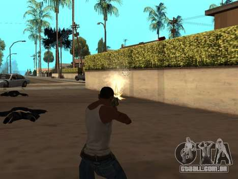 Effects by Lopes 2.2 New para GTA San Andreas quinto tela