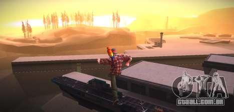 ENB by NIKE para GTA San Andreas