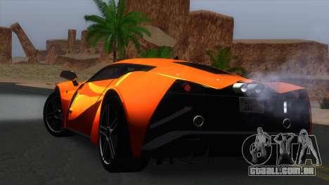 ENB Real for very low PC para GTA San Andreas nono tela