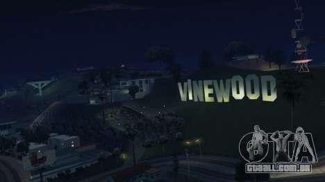 ENB Echo para GTA San Andreas sétima tela