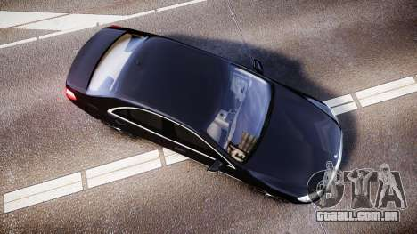 Mercedes-Benz S500 W222 para GTA 4 vista direita
