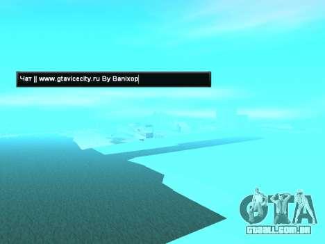 Sampgui TrollFace para GTA San Andreas segunda tela