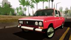VAZ 2106 Lada v2 para GTA San Andreas