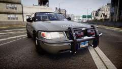 Ford Crown Victoria Sheriff K-9 Unit [ELS] pushe